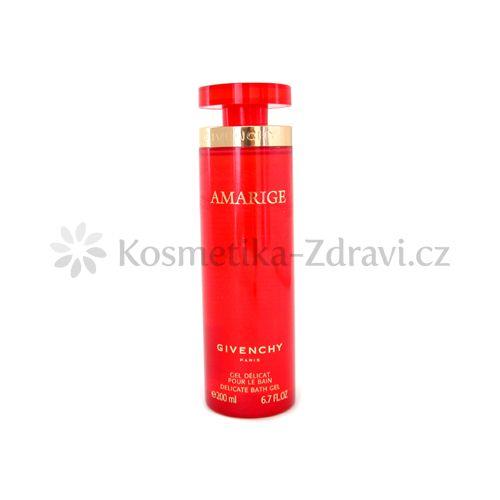 Givenchy Amarige - sprchový gel 200 ml cena od 0,00 €