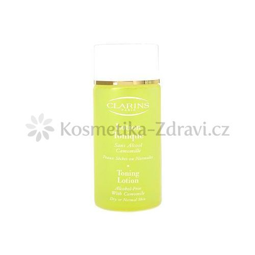 Clarins Toning Lotion Alcohol Free Normal Dry Skin 400ml