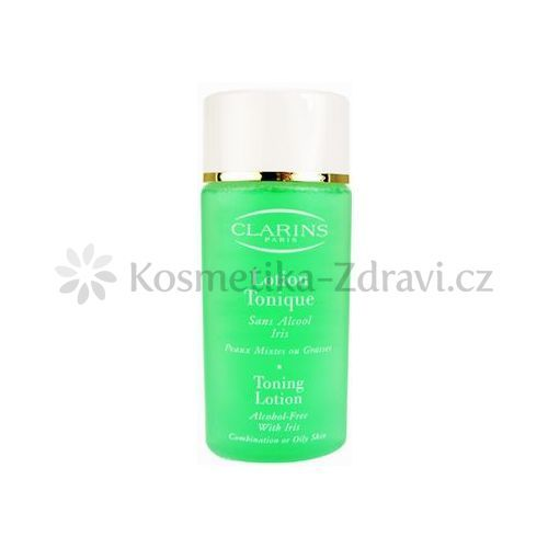 Clarins Toning Lotion Alcohol Free Oily Skin 400ml