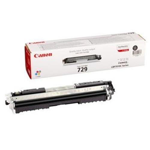 Canon CRG-729Bk černá