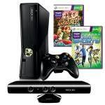Microsoft Konzola Xbox 360 4GB Kinect Bundle + Sports 2