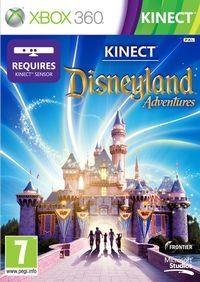 Microsoft XBOX 360 Disneyland Adventures