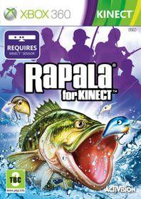 Nintendo Rapala Fishing KINECT