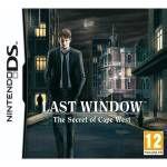 Hra Nintendo Last Window: The Secret of Cape West /DS