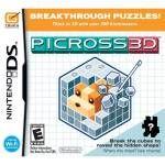 Hra Nintendo Picross 3D/DS