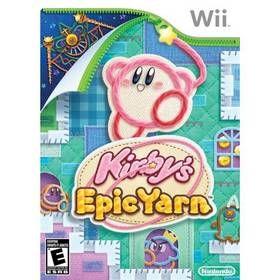 Nintendo Wii Kirbys Epic Yarn