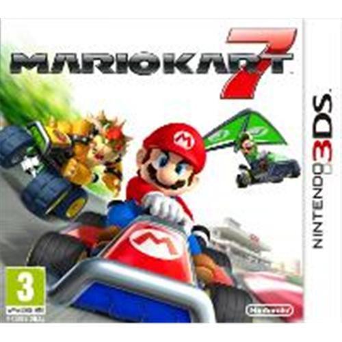 NINTENDO Mario Kart 7 pro NINTENDO 3DS