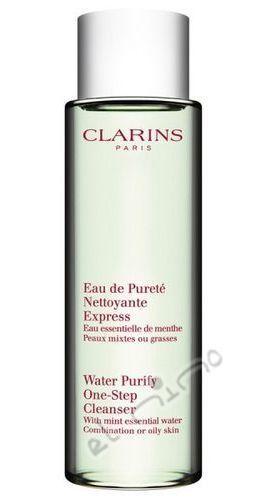 Clarins Cleansers tonikum pro smíšenou a mastnou pleť (Eau de Purete Nettoyante Express) 200 ml