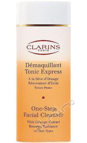 Clarins Expresní odličovač pro všechny typy pleti (One-Step Facial Cleanser) 200 ml