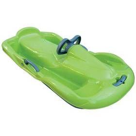 Boby Rulyt FUNKY s volantem zelený