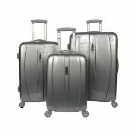 Cestovní kufry sada AZURE T-590/3 ABS cena od 0,00 €