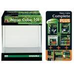 Mini-akvárium Dennerle Nano Cube Complete Plus 10L
