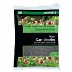 Dekorační materiál Dennerle Nano Garnelenkies, Sulawesi Schwarz 2Kg