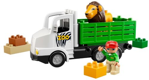 Lego DUPLO Ville Zoo  cena od 0,00 €