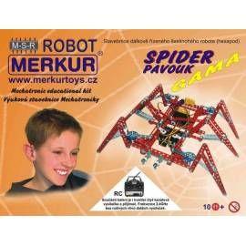 Robotický pavouk Merkur RC