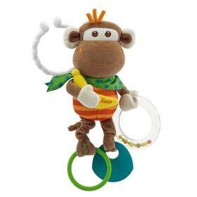 Kousátko Chicco plyš. opička aktivní