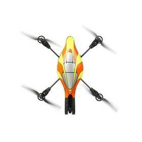 Parrot AR.Drone kvadrikoptéra žlutá