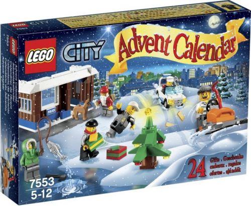 LEGO City 7553 Adventní kalendář