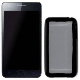 CELLY GELSKIN160B Galaxy S II cena od 0,00 €