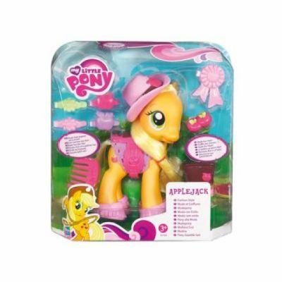 Hasbro My Little Pony MLP - módní poník s kadeřnickými doplňky