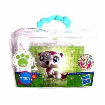 HASBRO LPS - trblietavé zvieratko v kufríku