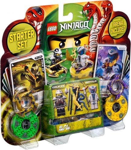 LEGO Ninjago Startovací sada 9579