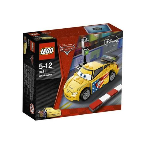 LEGO Cars 9481 Jeff Gorvette