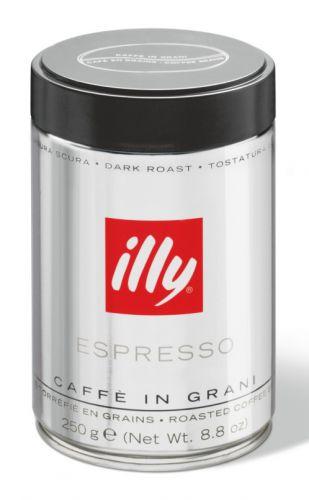 Illy Znková káva illy dark 250 g