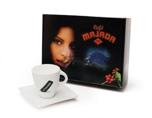 Café Majada Los Ausoles Achocolatado