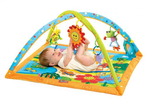 Tiny Love Prostorová hrazda s hračkami – Slunečný den