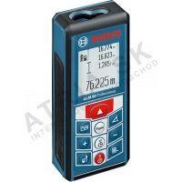 Diaľkomer laserový Bosch GLM 80 Professional