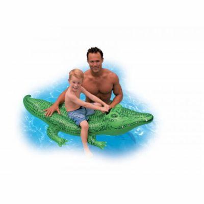 Intex Vodní vozidlo krokodýl