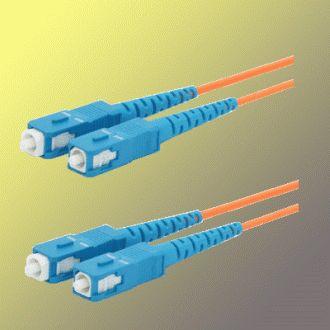 OEM Optický patchkabel duplex SC-SC 62,5 / 125µm MM, 3m cena od 0,00 €