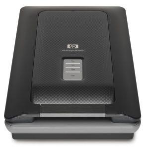 HP Scanjet G4050 (A4, 4800x9600, USB 2.0, adaptér transp. Predlôh)