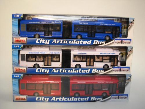 Alltoys CZ+ Autobus - mestský kĺbový