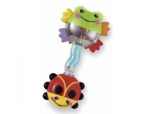 Mattel Fisher Price Chrastítko zvířátko
