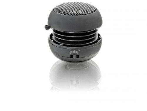 Goobay reproduktor čierny Soundball pre MP3, mobily a notebooky, aktívne cena od 0,00 €
