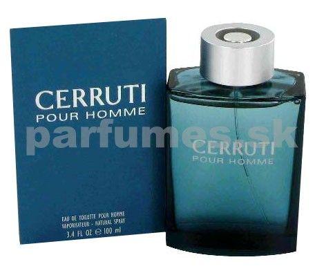 CERRUTI Pour Homme - toaletná voda 100 ml cena od 0,00 €