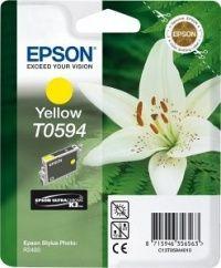 Atrament Epson SP R2400 yellow C13T05944010 cena od 0,00 €