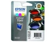 Atrament Epson S C62/CX3200 color C13T04104020 cena od 0,00 €