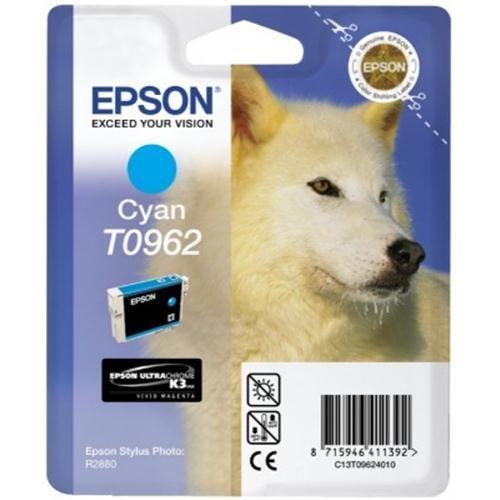 Atrament Epson SP R2880 cyan C13T09624010 cena od 0,00 €