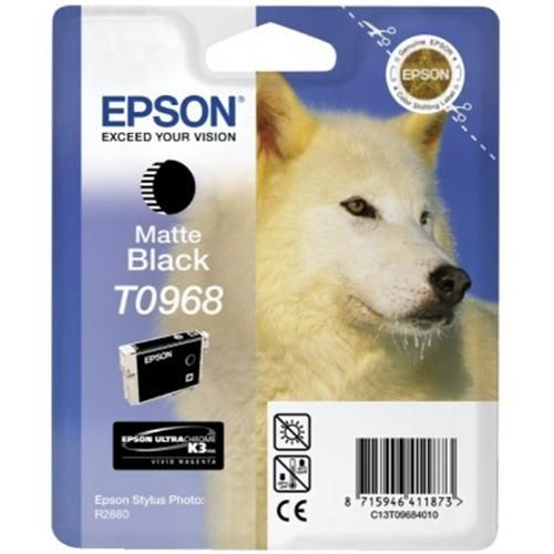 Atrament Epson SP R2880 matte black C13T09684010 cena od 0,00 €