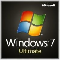Microsoft OEM MS Windows 7 Ultimate SP1 32-bit English 1pk DVD GLC-01809