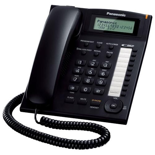 Panasonic KX-TS880FXB černý