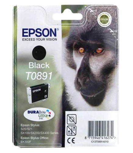Atrament Epson S20/SX105/SX205/SX405/BX300F black C13T08914011 cena od 10,69 €