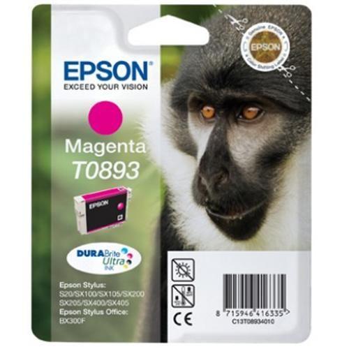 Atrament Epson S20/SX105/SX205/SX405/BX300F magenta C13T08934011 cena od 9,19 €