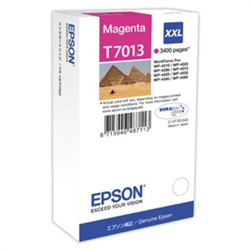 Atrament Epson WP4000/4500 Series Ink Cartridge XXL Magenta... cena od 0,00 €