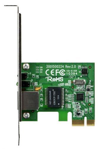 TP-LINK TG-3468 PCI Gigabit Network Adapter, 10/100/1000Mbps... cena od 9,98 €