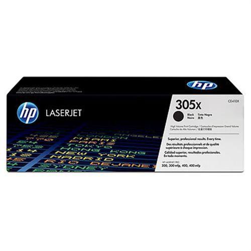 HP CE410X černá