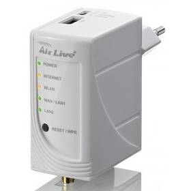 Router AirLive N.Plug WiFi N150 repeater/router/AP+3G USB cena od 0,00 €